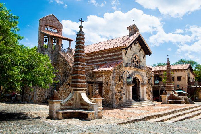Altos de Chavon in de Dominicaanse Republiek