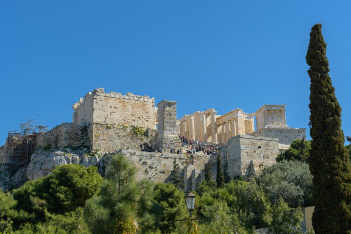 Areopagus Hill Athene