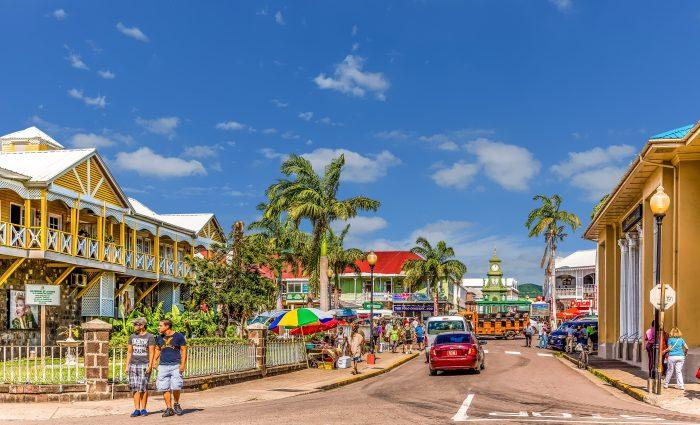 Basseterre - Saint Kitts