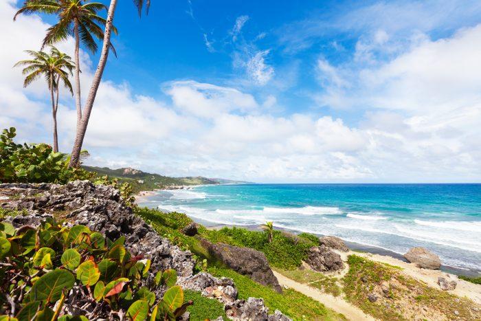 Bathsheba op Barbados