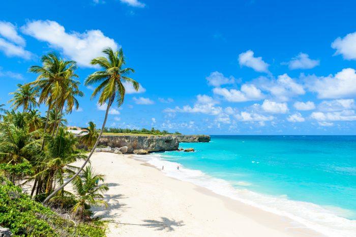 Bottom Bay op Barbados