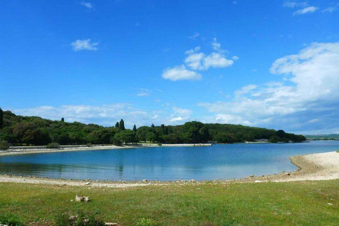 Brijuni eilanden in Kroatië