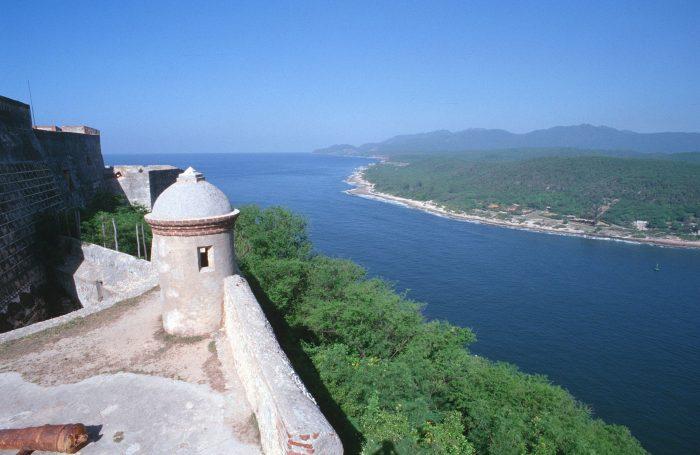 Castillo de San Pedro de la Roca in Cuba
