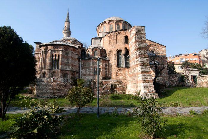 De Chora kerk in Istanbul