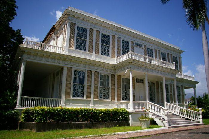 Devon House in Jamaica