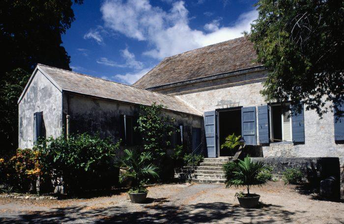 Estate Whim Plantation Museum - Grote Huis, Saint Croix