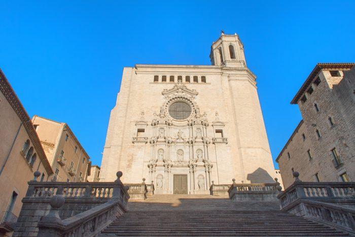 Girona Kathedraal - Bekend in Game of Thrones als de Sept of Baelor