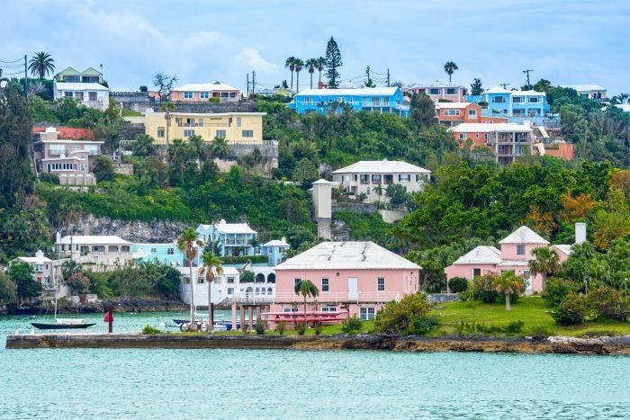 Hamilton op Bermuda