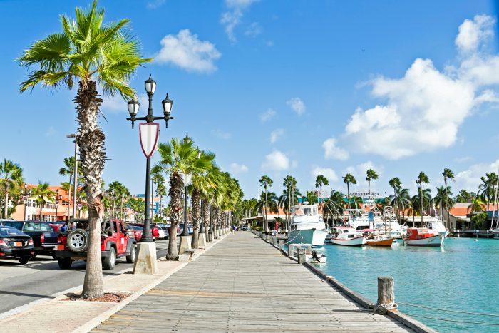Haven op Aruba