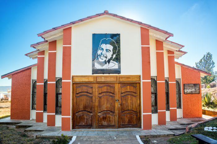 Het Che Guevara Mausoleum