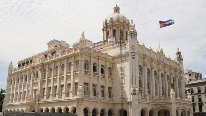 Het Museo de la Revolución in Cuba