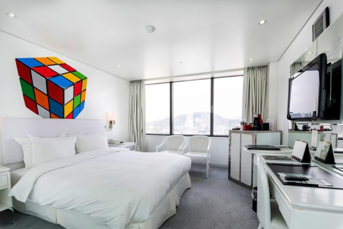 Imperial Palace Boutique Hotel in Seoul