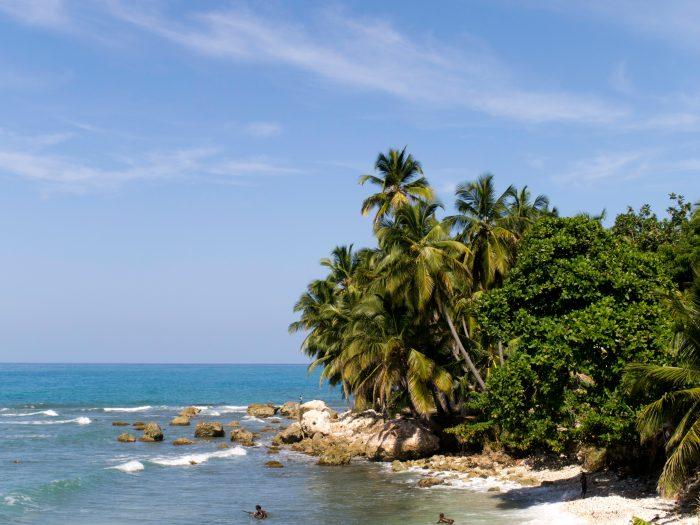 Jacmel op Haïti