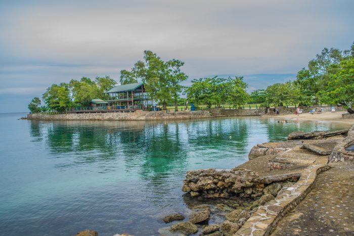 James Bond Beach op Jamaica