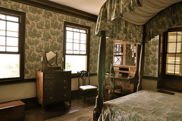 Kamer in de White Witch of Rose Hall