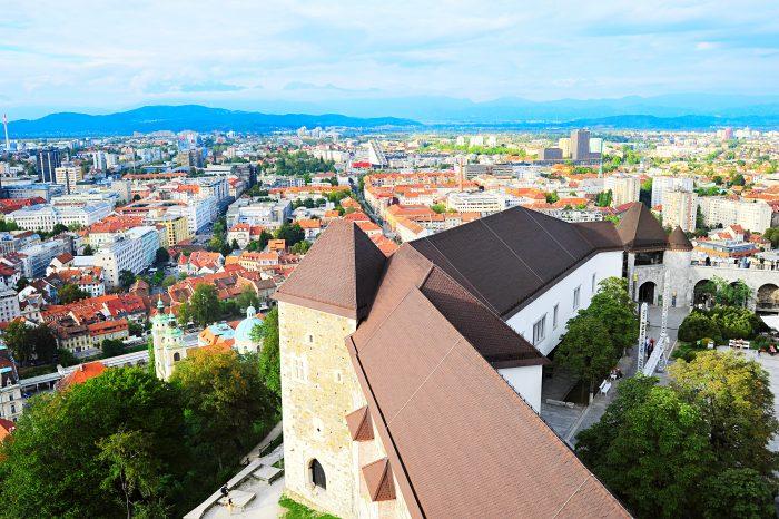 Kasteel Ljubljana