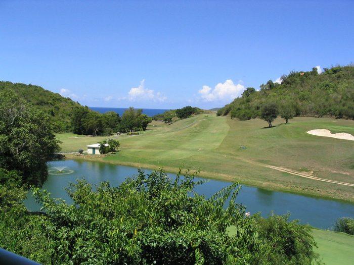 Mahogany Run golfbaan