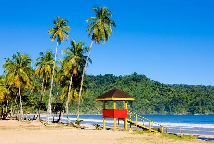 Maracas Bay, Trinidad en Tobago