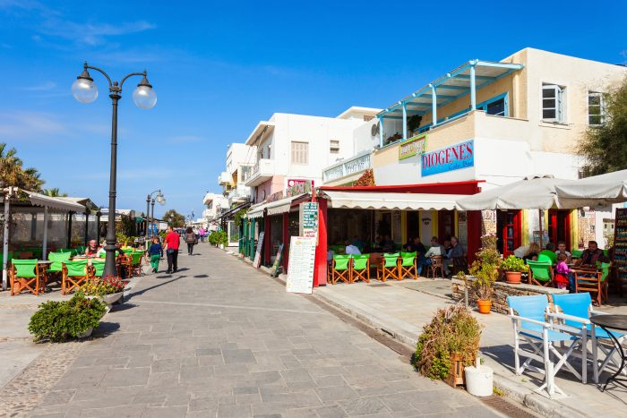 Naxos Restaurants