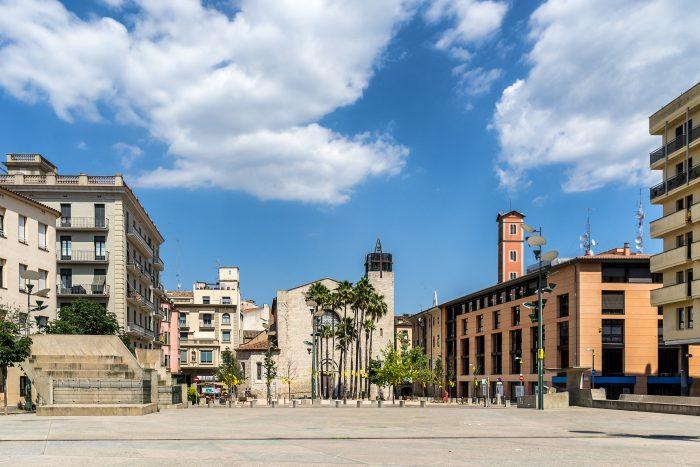 Plaça Independencia