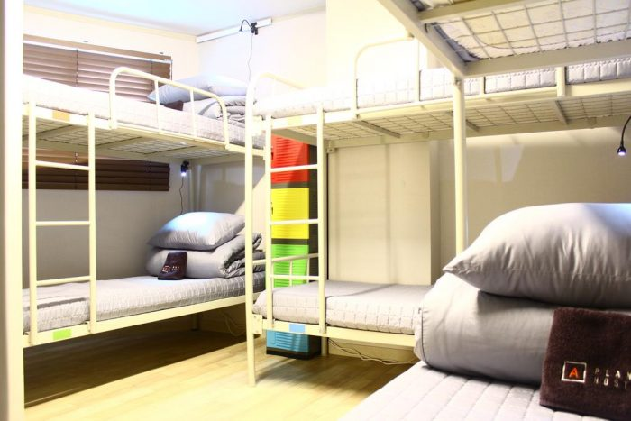 Plan A Hostel in Dongdaemun in Seoul