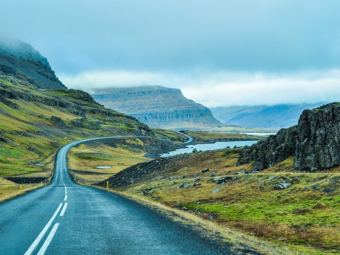 Route 1 (Ringweg) IJsland