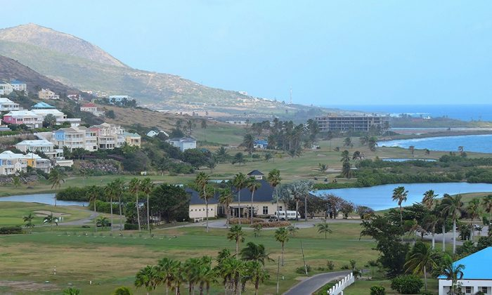 Royal Saint Kitts Golf Club