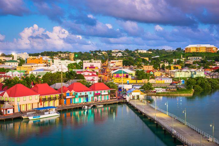 St. John's, Antigua en Barbuda