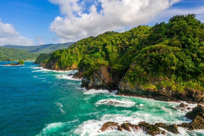 Tobago Cays bij Saint Vincent en de Grenadines