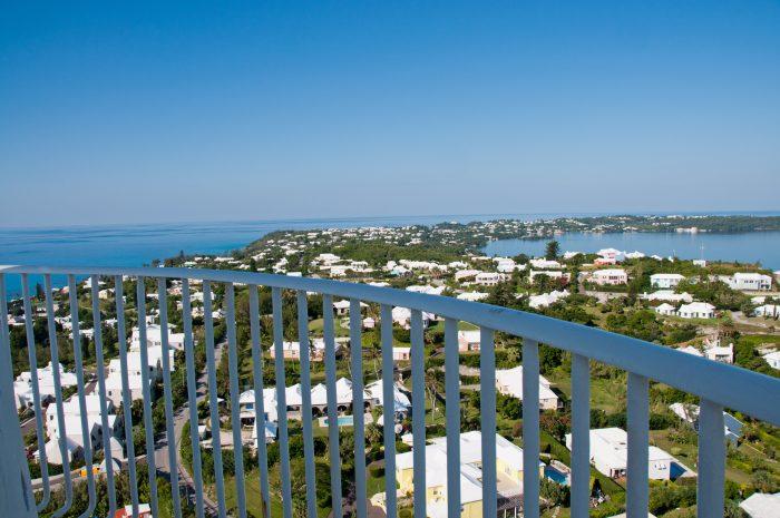 Uitzicht vanaf Gibbs Hill Lighthouse
