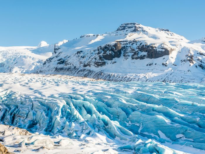 Vatnajökull Gletsjer Wandeling IJsland