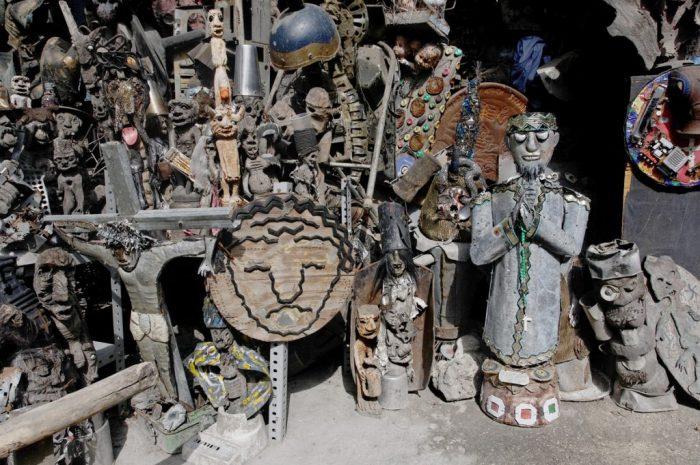 Verzameling van kunst bij Grand Rue Musee d'Art