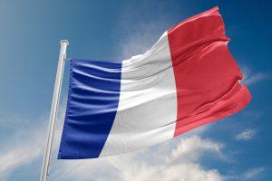 Vlag van Frankrijk (Franse Vlag)