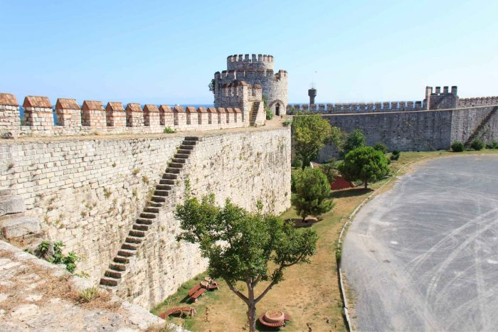 Yedikule fort