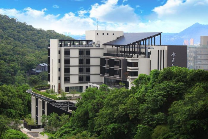 Asia Pacific Hotel, beste hotel in Beitou District, Taipei