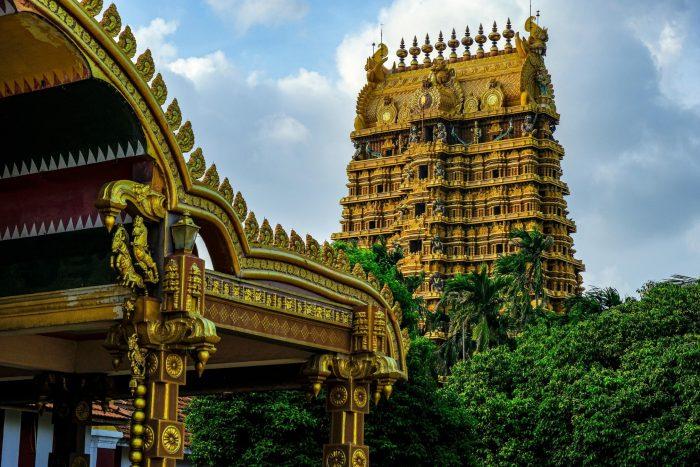Backpacken Sri Lanka - Gouden Tempels in Jaffna