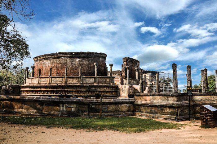 Backpacken Sri Lanka - Polonnaruwa