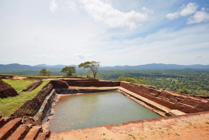 Backpacken Sri Lanka - Sigiriya Ruïnes
