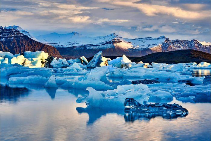 Backpacken in IJsland