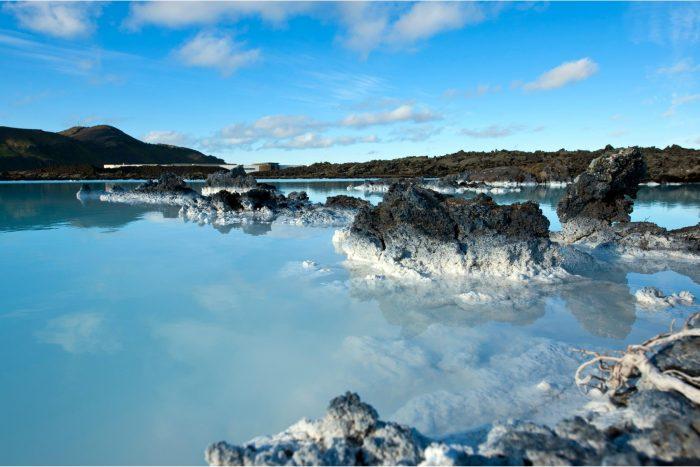 Backpacken in IJsland - Blue Lagoon