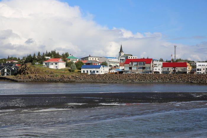 Backpacken in IJsland - Borgarnes