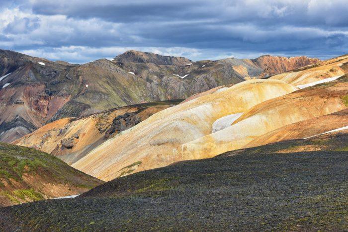 Backpacken in IJsland - Laugavegur Pad