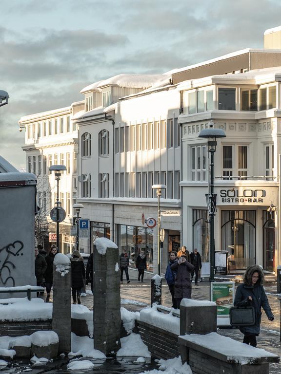 Backpacken in IJsland - Loft - HI Hostel