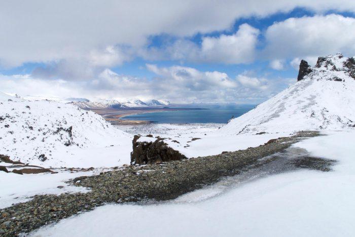 Backpacken in IJsland - Snæfellsjökull National Park