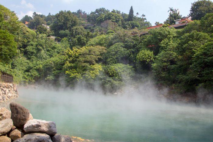 Beitou Warmwaterbron