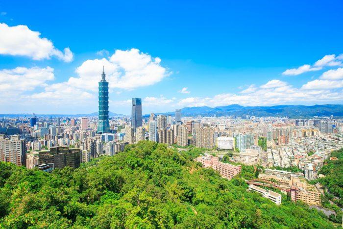 Beste Reistijd Taipei