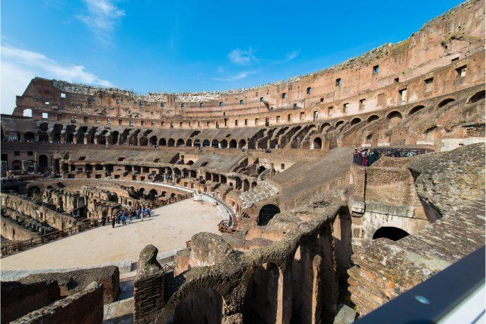 Colosseum Bezoeken