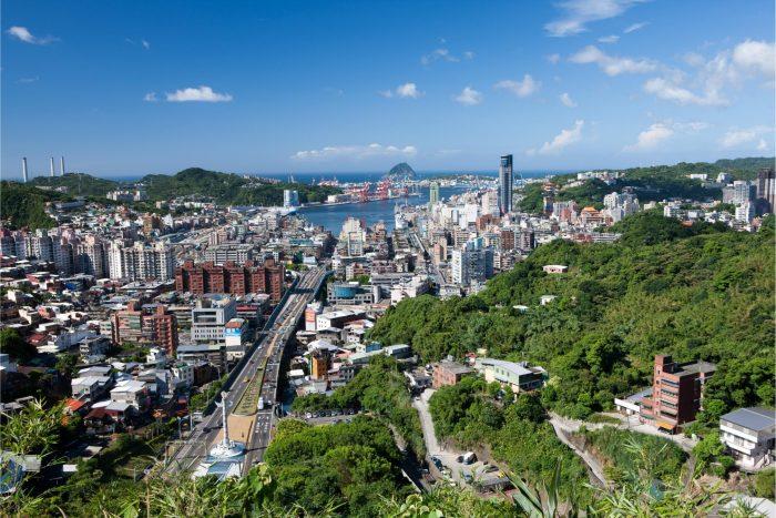 Danshui Taiwan