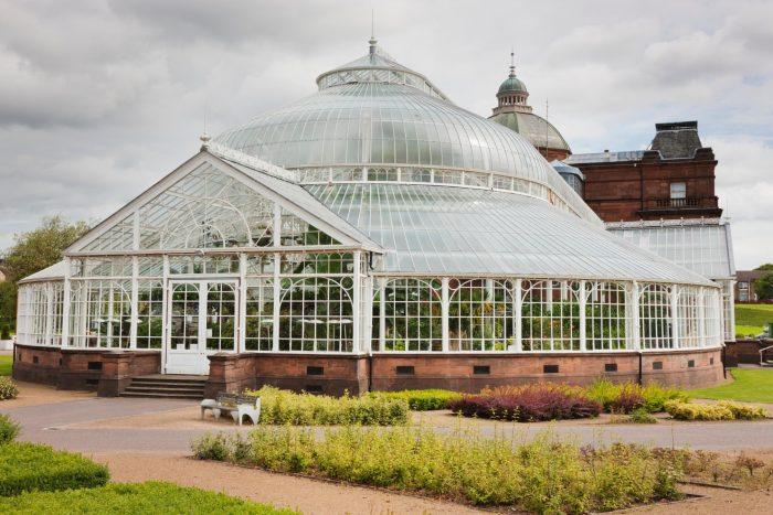 Glasgow Green en People's Palace