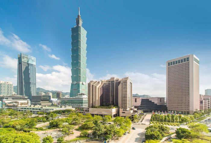 Grand Hyatt, Één van de beste luxe hotels in Taipei